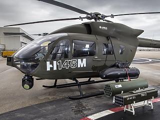 20 új helikoptert vesz a honvédség
