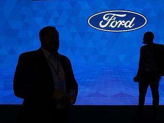 Hajmeresztő számokat közölt a Ford