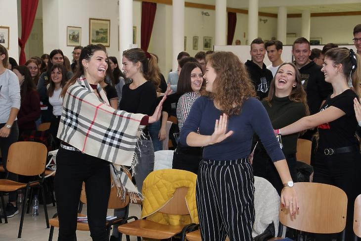 Pénzügyi Tudatosság Diákfórum 2019 - Sopron