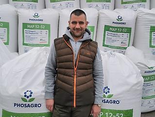Mindig egy lépést előre - Portré Dávid Tamásról, a Keleti Agrár ügyvezetőjéről