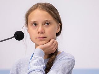 Greta Thunberg lett az év embere a Time-nál