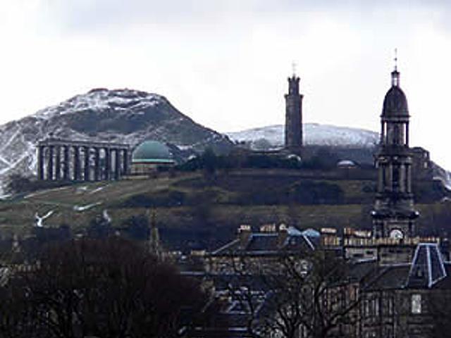 Calton Hill, Edinburgh jellegzetes dombja