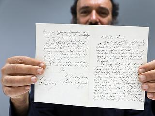 10 millió forintért kelt el Richard Wagner antiszemita levele egy jeruzsálemi árverésen