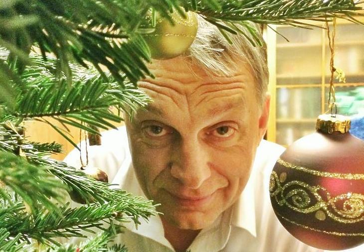 Kis karácsony vagy nagy karácsony vár ránk? (Forrás: Orbán Viktor Facebook-oldala)