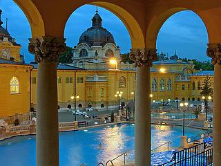 Hétfőtől megint lehet menni a budapesti gyógyfürdőkbe, de csak orvosi beutalóval