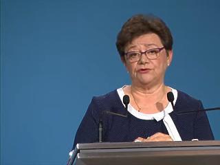 Müller Cecília: a járványt megállítani nem lehet