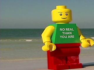 40 éves a LEGO emberke