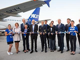 Új légitársaság jött Budapestre: hivatalosan is megérkezett a JOON