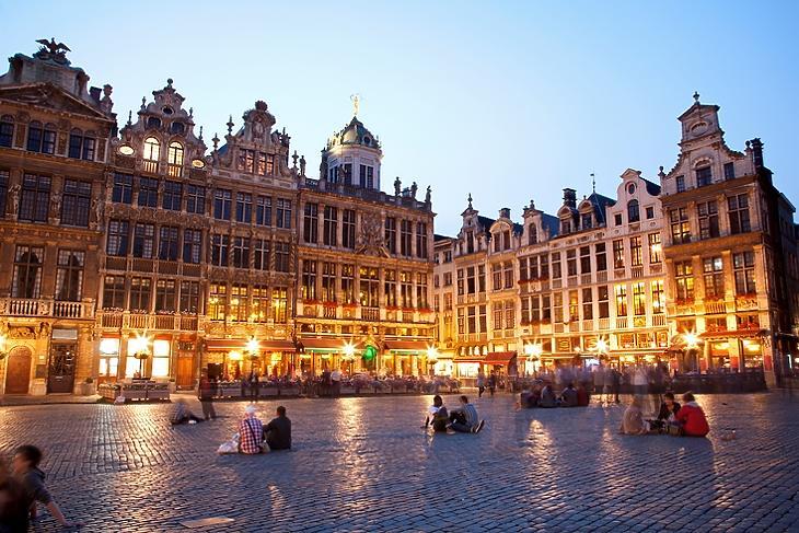 Brüsszel főtere. (Korábbi felvétel. Depositphotos/sedmak)
