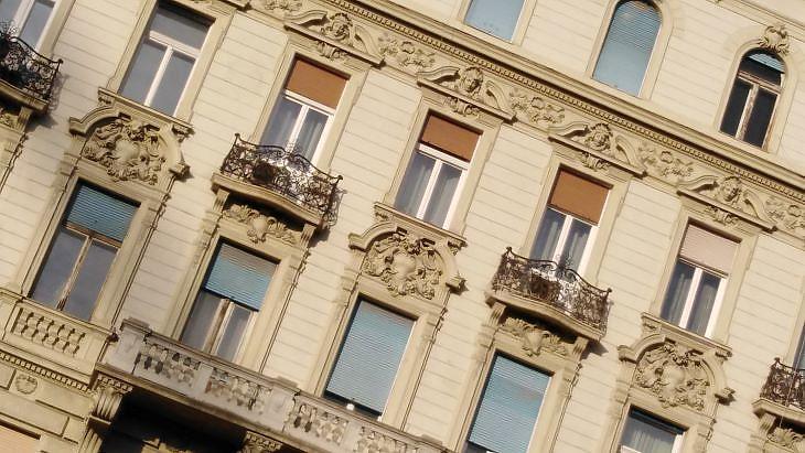 Tízezernyi önkormányzati bérlakás vár felújításra Budapesten (fotó: Mester Nándor)