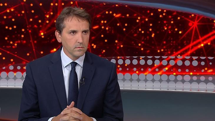 Barcza György, az ÁKK vezérigazgatója