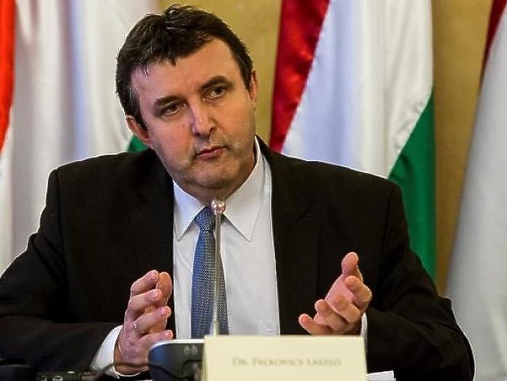 Palkovics László (Fotó: MTI)
