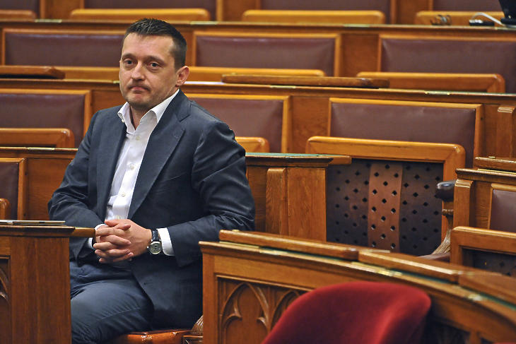 Rogán Antal elnököt csinált a helyettes államtitkárából Fotó: MTI
