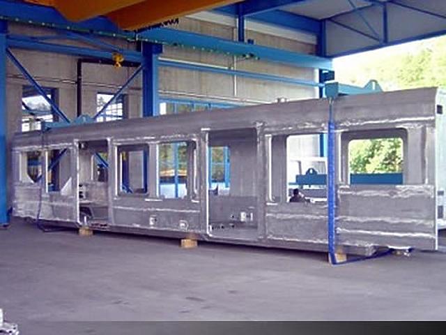 Vonatgyártás a Stadlernál