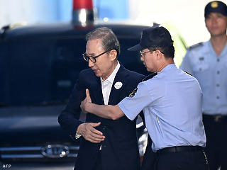 Szabadlábra helyezték az egyik volt dél-koreai elnököt