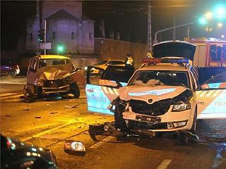 Mintegy 400-an haltak meg közlekedési balesetben az év eleje óta