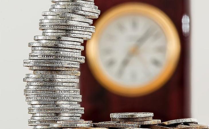 Hosszabb ideig tartó inflációra számít a CIB, mint az MNB. Fotó: depositphotos