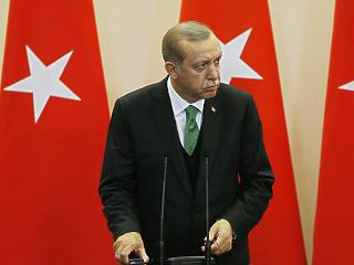Erdogan szerint soha sem fognak tűzszünetet kötni Északkelet-Szíriában