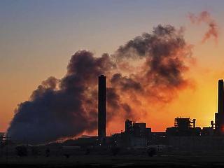 Olyan ugrás jön idén a széndioxid-kibocsátásban, amihez fogható eddig csak egyszer volt a történelemben