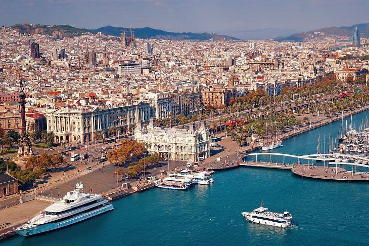 Barcelona (Forrás: Depositphotos)