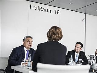 Orbán az EU-ról és Berlinről: nem fizetnek, de szidnak minket
