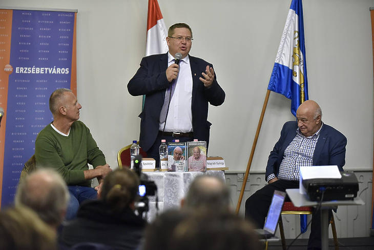 Bajkai István az Orbán-család ügyvédjeként ismert Fotó: Bajkai István Facebook-oldala