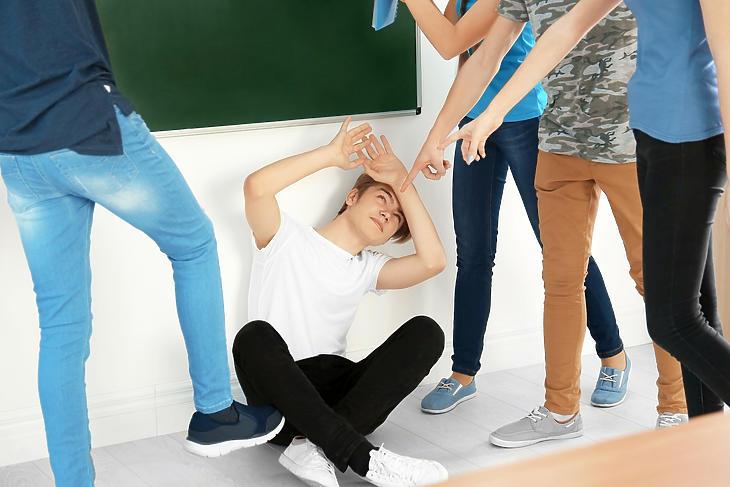 Mentalizációval csökkenthető az iskolai erőszak. Fotó: depositphotos.com