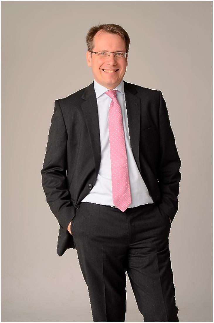 Dr. Radnai Márton a Ramasoft Adatszolgáltató és Informatikai Zrt. vezérigazgatója