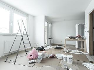 Elég komoly lakásfelújításba kezdtek a magyarok, rég látott csúcs jöhet