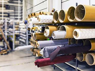 Az európai textilipar is megszenvedi a járványt