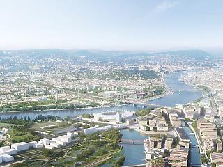 580 millióból tervezik át Velencévé Észak-Csepelt és Dél-Pestet