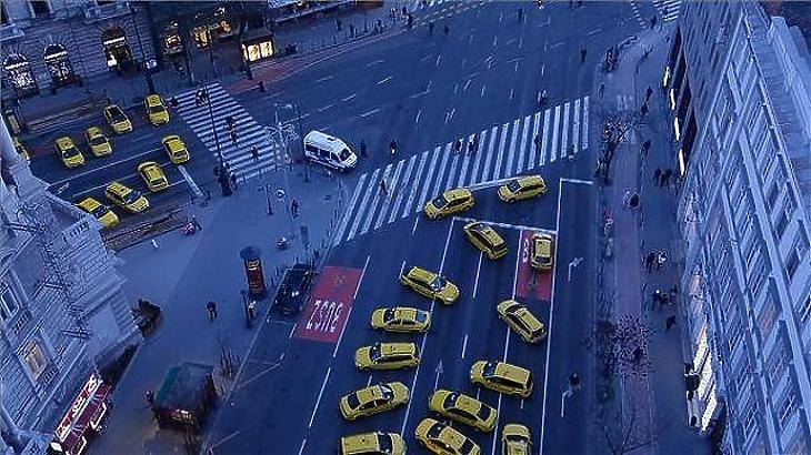 Elegük van a tisztességes taxisoknak (Képünk illusztráció)