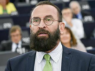 Szájer József lemondott EP-képviselői tisztségéről