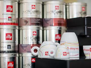Holdingba szervezi ki csokis, boros, teás és lekváros üzletágait az Illy