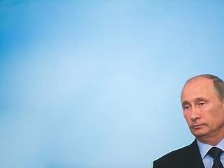 Putyin  bejelentésére beszakadt az európai gázár