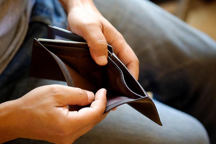 Üres pénztárcával térnek haza a piacról