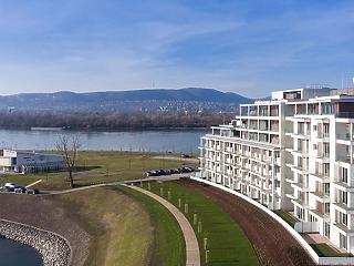 A Duna-part közelsége nagyon megdobja a lakások árát