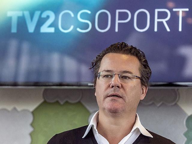Dirk Gerkens, a TV2 vezérigazgatója