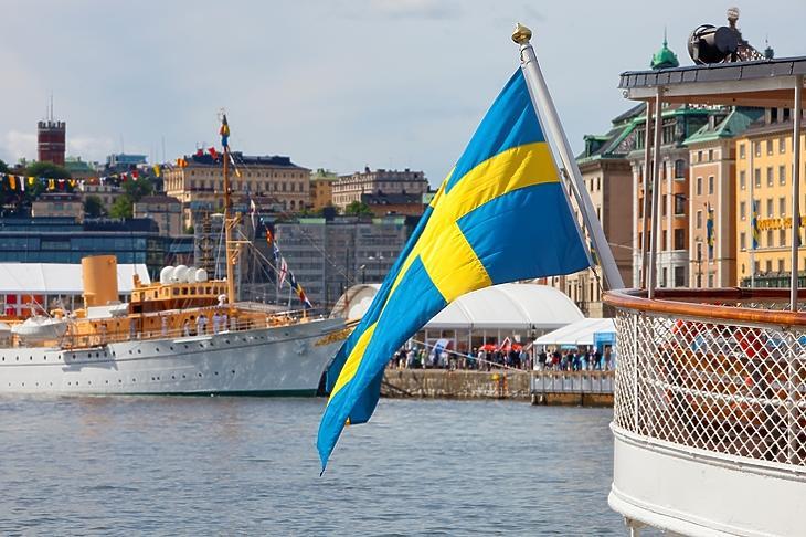Bevállalt különút. (Stockholm. Forrás: Depositphotos)