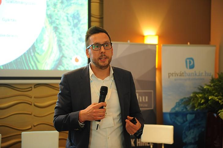 Pete Gábor, Vodafone IoT vezető