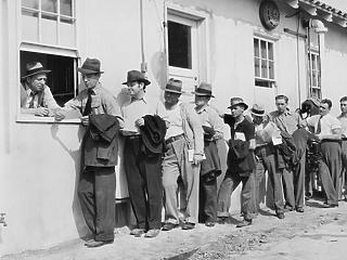 Csak egyszer volt ennél magasabb a munkanélküliség az USA-ban