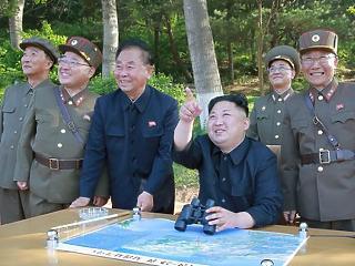 Nem robbantás miatt mozgott a föld Észak-Koreában