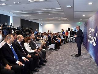 Új szolgáltató központot nyitott a Ford Budapesten