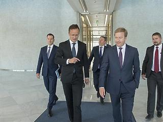 Szijjártó: 45 milliárd forintnyi bajor beruházás érkezik az országba