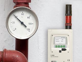 Ipari méréstechnika, áramlásmérés