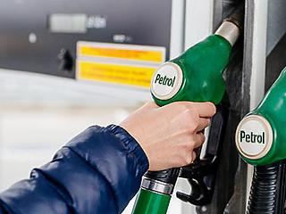 Megint nagyot zuhan az üzemanyagok ára