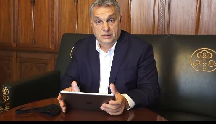 Orbán Viktor kormánya szigoríthatja a járványügyi intézkedéseket (Forrás: facebook)