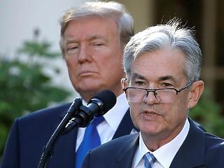 Trump embere kerül a Fed élére