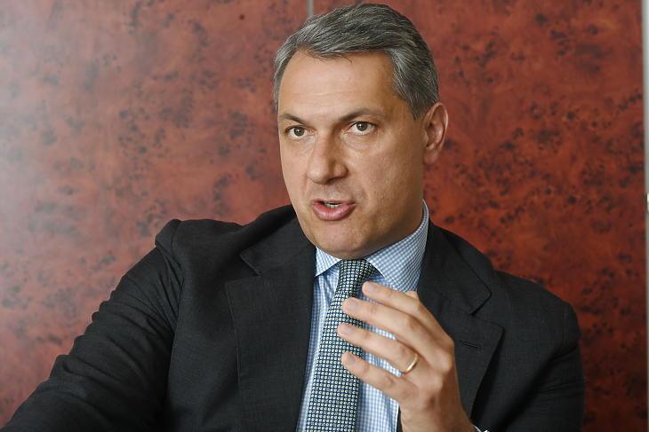 Lázár János kormánybiztos (Fotó: Bánkuti András)