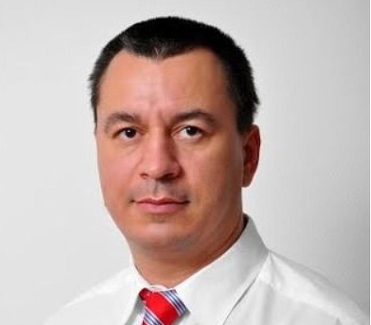 Dr. Kirschner András, a Swiss Medical ügyvezetője. Fotó: Swiss Medical